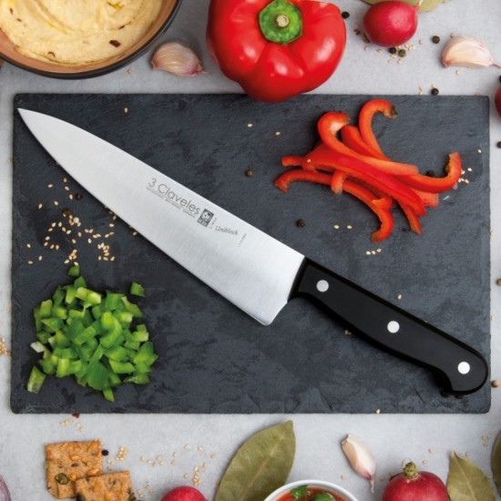 3 Claveles chef's knife Uniblock 01162