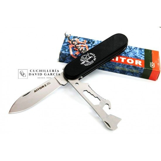 Multipurpose knife Aitor Gran Capitán 16003N