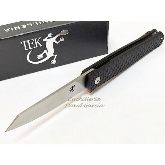 Salamander Tek Steel Knife D2 G10 806522