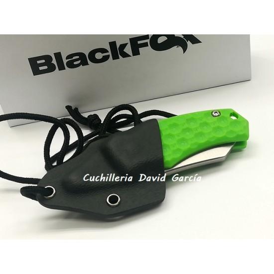 Black Fox Skal BF-732G G10 Verde  Desing By Denis Simonutti