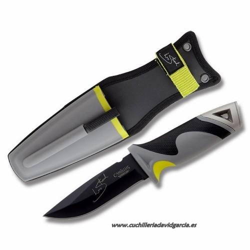 Camillus Cuchillo  Les Stroud S.K. Artic