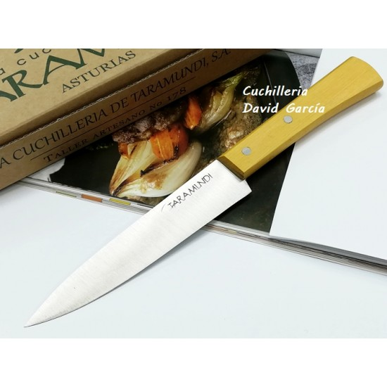 Cuchillo Taramundi  Cocina 12  cm Madera Boj