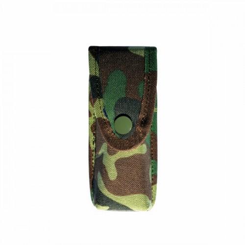Funda Navaja Cordura  Verde Militar 78305-81