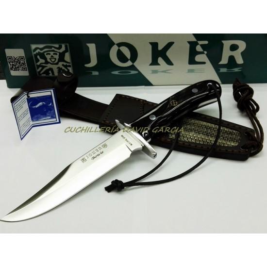 Joker Bowie Knife Fist Buffalo Asta