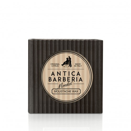 Mondial Cera para Bigote Citrus Antica Barberia 11711