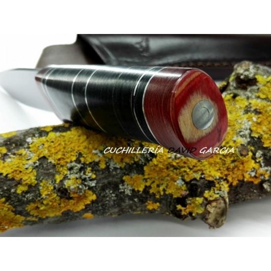 Pallares Machete nº 3 mango cuero acero carbono